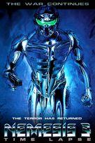 Nemesis III: Prey Harder - DVD movie cover (xs thumbnail)