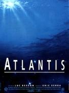 Atlantis - French Movie Poster (xs thumbnail)
