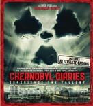 Chernobyl Diaries - Blu-Ray cover (xs thumbnail)
