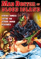 Mad Doctor of Blood Island - DVD cover (xs thumbnail)