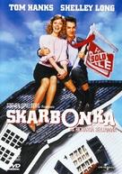 The Money Pit - Polish Movie Cover (xs thumbnail)