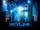 Skyline - British Theatrical poster (xs thumbnail)