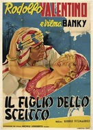 The Son of the Sheik - Italian Movie Poster (xs thumbnail)