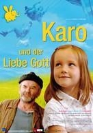 Karo und der liebe Gott - German poster (xs thumbnail)