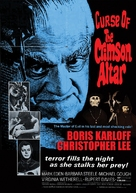 Curse of the Crimson Altar - Movie Cover (xs thumbnail)