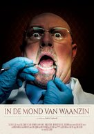 In de Mond van Waanzin - Belgian Movie Poster (xs thumbnail)