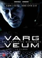 Varg Veum - Begravde hunder - Norwegian DVD cover (xs thumbnail)