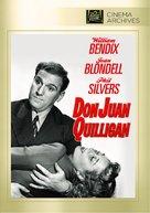 Don Juan Quilligan - DVD movie cover (xs thumbnail)