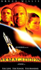 Armageddon - VHS movie cover (xs thumbnail)