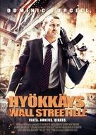 Assault on Wall Street - Finnish Movie Poster (xs thumbnail)