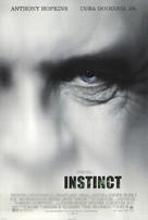 Instinct - Movie Poster (xs thumbnail)