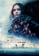 Rogue One: A Star Wars Story - Romanian Movie Poster (xs thumbnail)