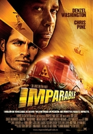 Unstoppable - Spanish Movie Poster (xs thumbnail)
