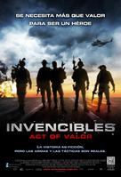 Act of Valor - Mexican Movie Poster (xs thumbnail)
