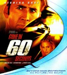 Gone In 60 Seconds - Blu-Ray movie cover (xs thumbnail)