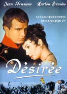 Desirée - French Movie Cover (xs thumbnail)
