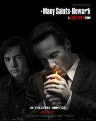 The Many Saints of Newark - Movie Poster (xs thumbnail)