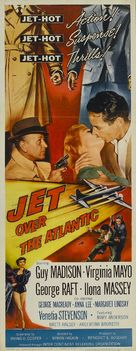 Jet Over the Atlantic - Movie Poster (xs thumbnail)