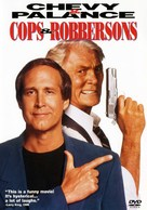 Cops and Robbersons - DVD movie cover (xs thumbnail)