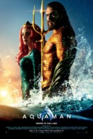 Aquaman - Canadian Movie Poster (xs thumbnail)