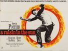 A Raisin in the Sun - British Movie Poster (xs thumbnail)