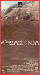 A Passage to India - VHS movie cover (xs thumbnail)