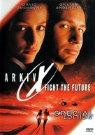 The X Files - Swedish Movie Cover (xs thumbnail)