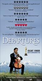Okuribito - Danish Movie Poster (xs thumbnail)