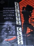 Persiane chiuse - French Movie Poster (xs thumbnail)
