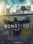 Songbird - French Video release movie poster (xs thumbnail)