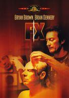 F/X - DVD movie cover (xs thumbnail)