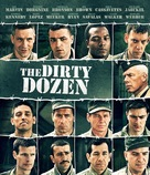 The Dirty Dozen - Movie Cover (xs thumbnail)