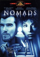 Nomads - DVD movie cover (xs thumbnail)