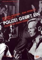 Pickup on South Street - German DVD cover (xs thumbnail)