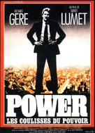 Power - French Movie Poster (xs thumbnail)