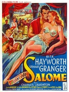 Salome - Belgian Movie Poster (xs thumbnail)