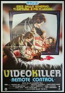 Remote Control - Italian Movie Poster (xs thumbnail)
