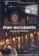Dopo mezzanotte - Spanish Movie Poster (xs thumbnail)