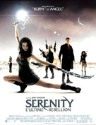 Serenity - French Movie Poster (xs thumbnail)