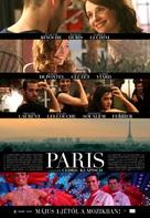Paris - Hungarian Movie Poster (xs thumbnail)
