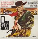One-Eyed Jacks - Movie Poster (xs thumbnail)