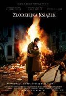 The Book Thief - Polish Movie Poster (xs thumbnail)