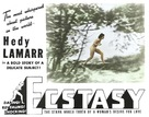 Ekstase - Movie Poster (xs thumbnail)
