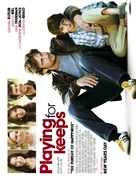 Playing for Keeps - Movie Poster (xs thumbnail)