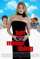 Her Minor Thing - Movie Poster (xs thumbnail)