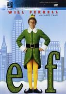 Elf - DVD movie cover (xs thumbnail)