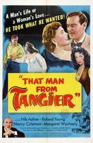 Aquel hombre de Tánger - Movie Poster (xs thumbnail)