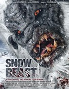 Snow Beast - Movie Poster (xs thumbnail)
