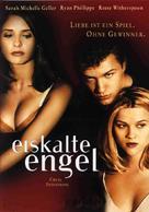 Cruel Intentions - German Movie Poster (xs thumbnail)