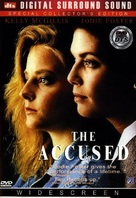 The Accused - DVD cover (xs thumbnail)